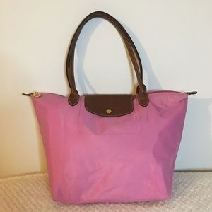 Longchamp Bag (Pink)